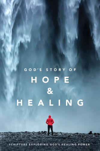 God's Story of Hope and Healing 10-pack (Softcover) - Softcover