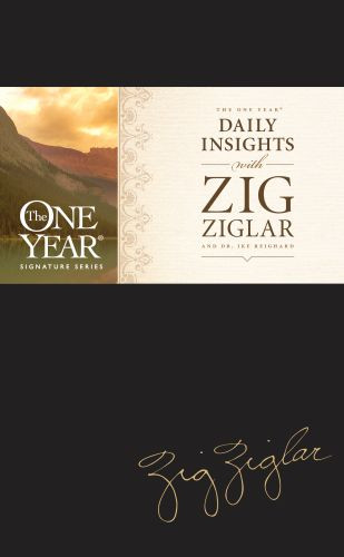 The One Year Daily Insights with Zig Ziglar - Hardcover