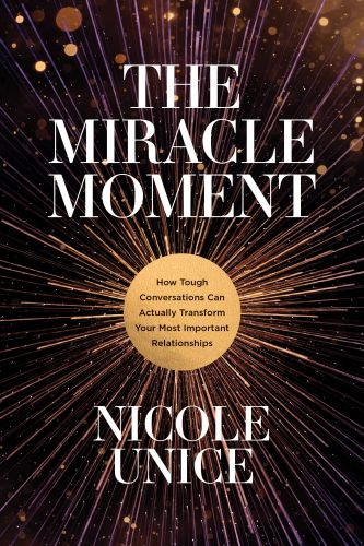 The Miracle Moment - Hardcover With dust jacket