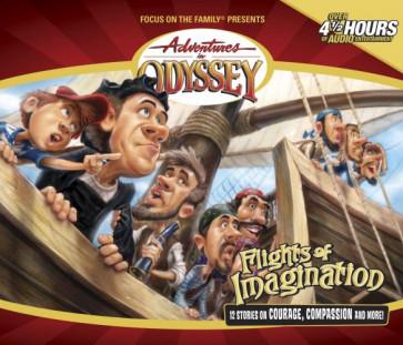 Flights of Imagination - CD-Audio