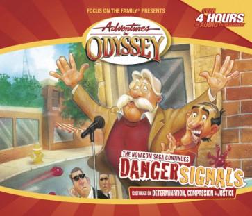 Danger Signals - CD-Audio