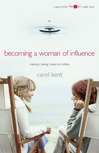 Becoming a Woman of Influence - Softcover