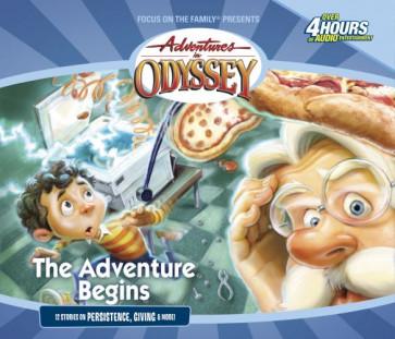 The Adventure Begins - CD-Audio
