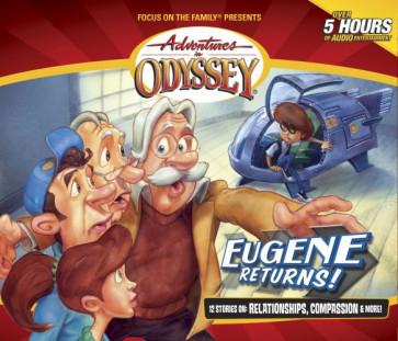 Eugene Returns! - CD-Audio