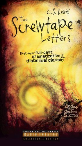 The Screwtape Letters - CD-Audio