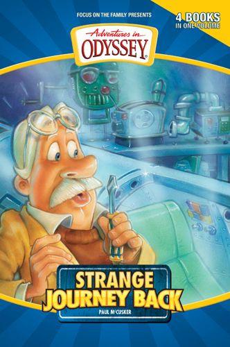 Strange Journey Back - Softcover