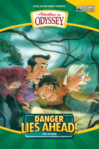 Danger Lies Ahead! - Softcover