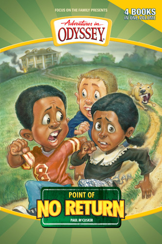 Point of No Return - Softcover