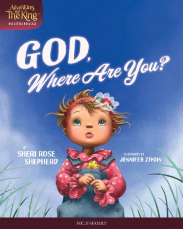 God, Where Are You? - Hardcover