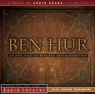 Ben-Hur - CD-Audio