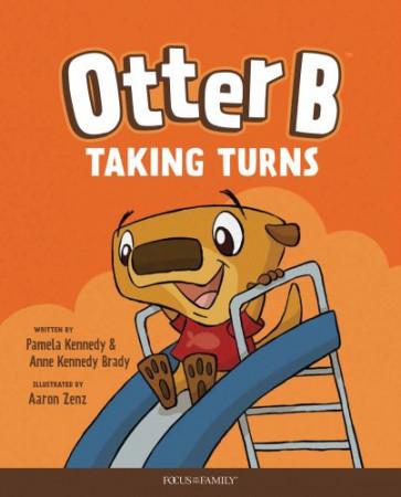 Otter B Taking Turns - Hardcover