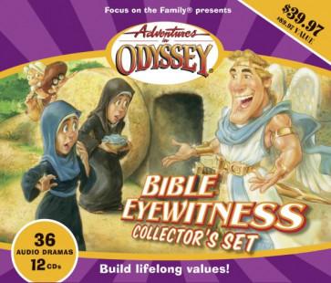 Bible Eyewitness Collector's Set - CD-Audio