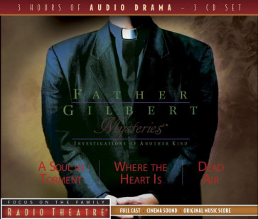 Father Gilbert Mysteries Vol. 1: A Soul in Torment and other stories - CD-Audio