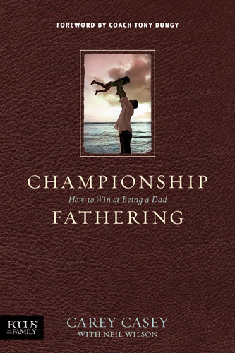 Championship Fathering - Softcover