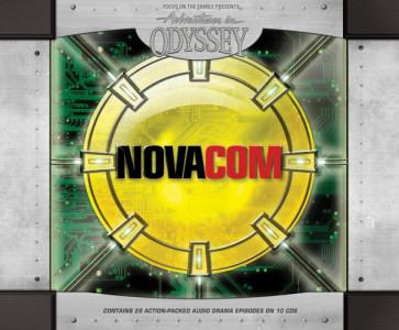 Novacom Saga - CD-Audio