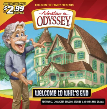 Welcome to Whit's End - CD-Audio
