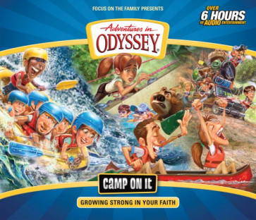 Camp on It - CD-Audio