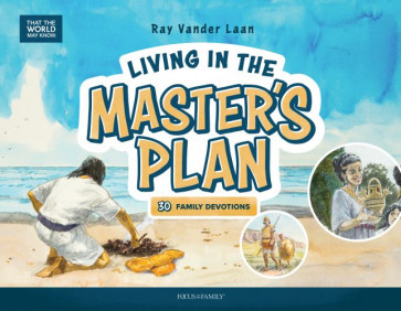 Living in the Master's Plan - Hardcover