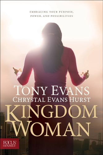 Kingdom Woman - Hardcover