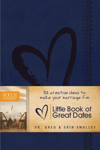 Little Book of Great Dates - LeatherLike