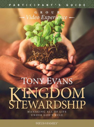 Kingdom Stewardship Group Video Experience Participant's Guide - Softcover