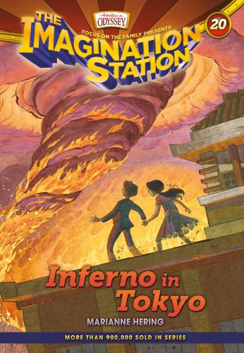 Inferno in Tokyo - Softcover