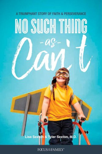 No Such Thing as Can't - Softcover