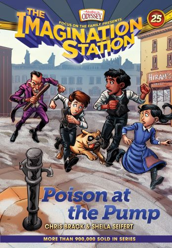 Poison at the Pump - Hardcover