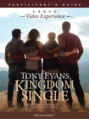 Kingdom Single Group Video Experience Participant's Guide - Softcover