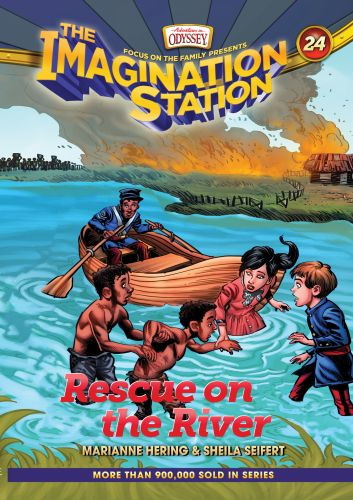 Rescue on the River - Hardcover