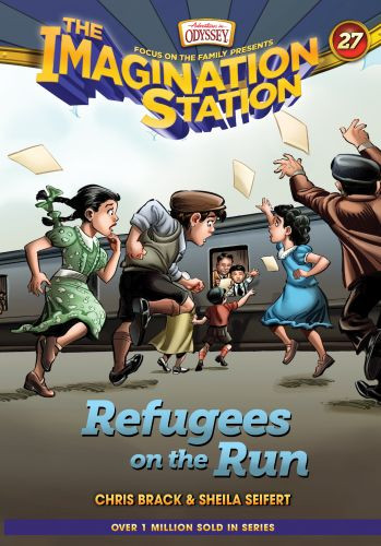 Refugees on the Run - Hardcover