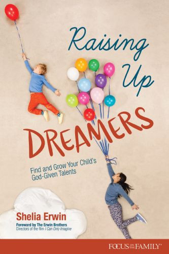 Raising Up Dreamers - Softcover