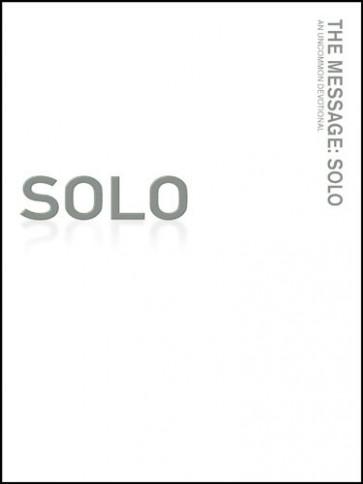 The Message: Solo - Softcover Multicolor/Silver/White