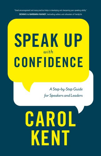 Speak Up with Confidence - Softcover