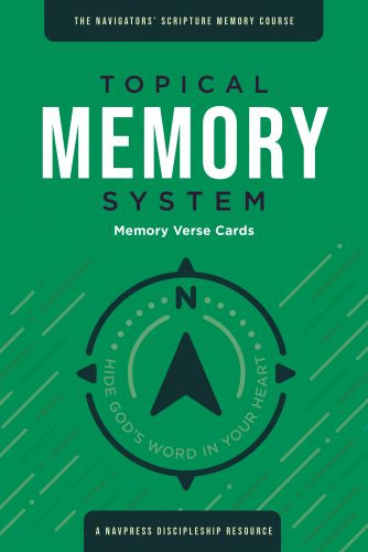 Topical Memory System Accessory Card Set - Softcover