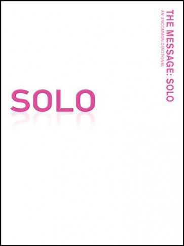 The Message: Solo - Softcover Multicolor/Pink/White