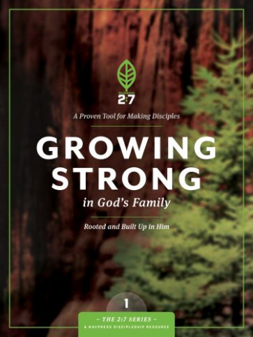 Growing Strong in God's Family - Softcover