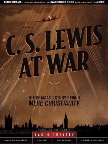 C. S. Lewis at War - CD-Audio