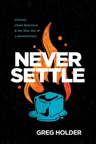 Never Settle - Softcover