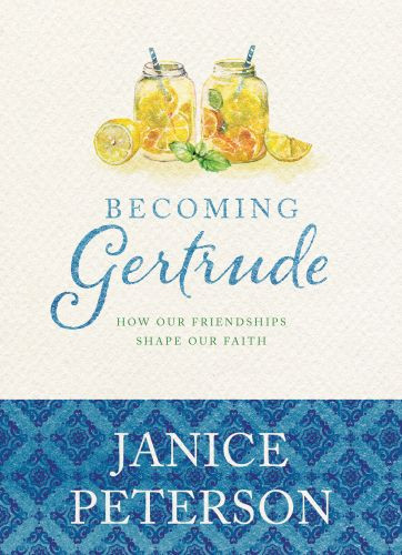 Becoming Gertrude - Hardcover With dust jacket