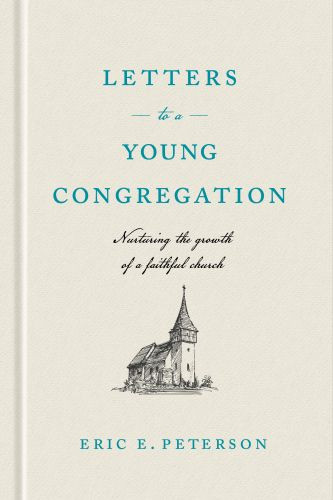 Letters to a Young Congregation - Hardcover