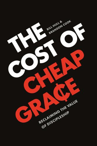 The Cost of Cheap Grace - Softcover