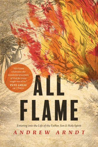 All Flame - Softcover