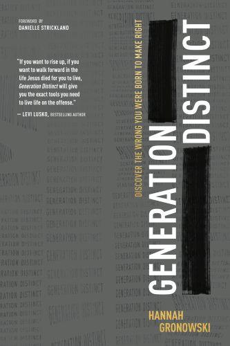 Generation Distinct - Softcover