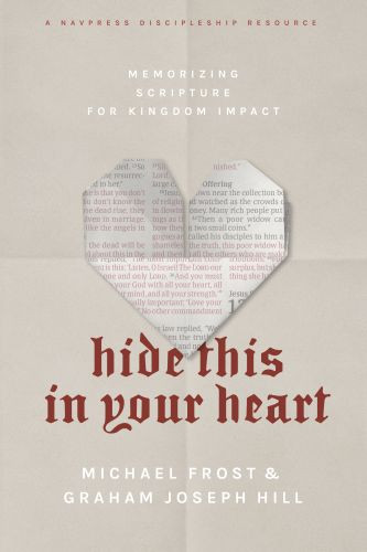 Hide This in Your Heart - Softcover