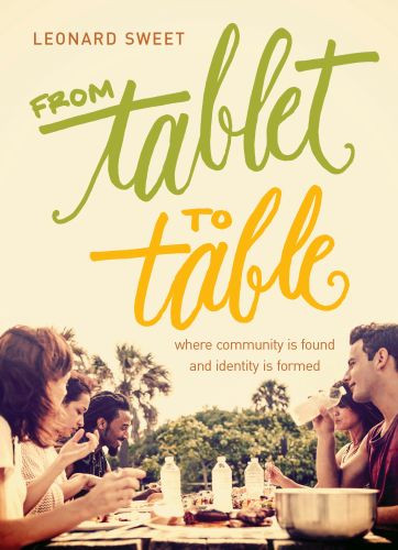 From Tablet to Table - Softcover