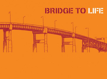 Bridge to Life (orange) 25-pack - Pamphlet