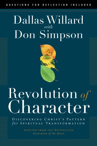 Revolution of Character - Softcover
