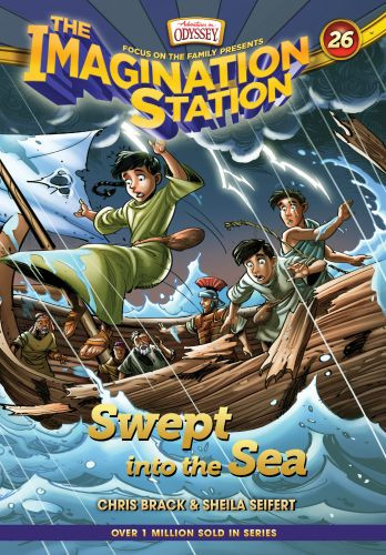 Swept Into the Sea - Hardcover