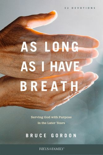As Long as I Have Breath - Softcover